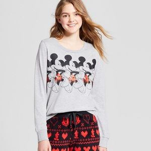 Mickey Mouse Long Sleeve Marching T-Shirt